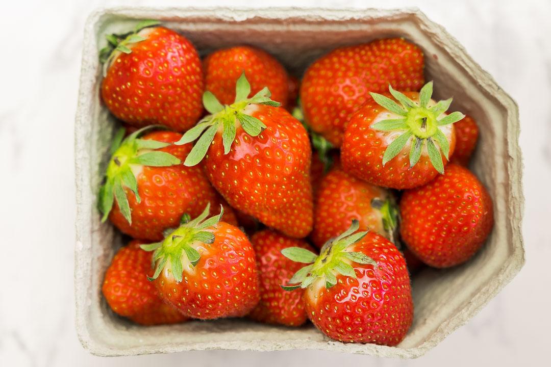 fruit aardbei