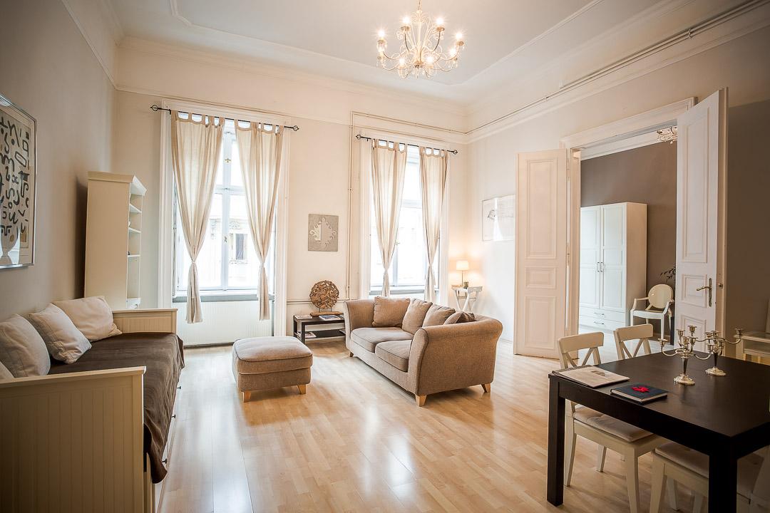 Entre Amis appartement Boedapest