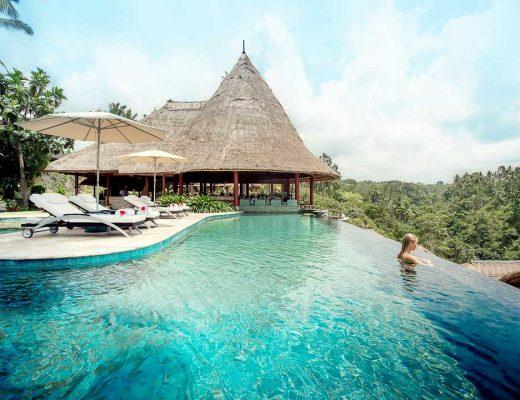 Viceroy Bali Ubud zwembad