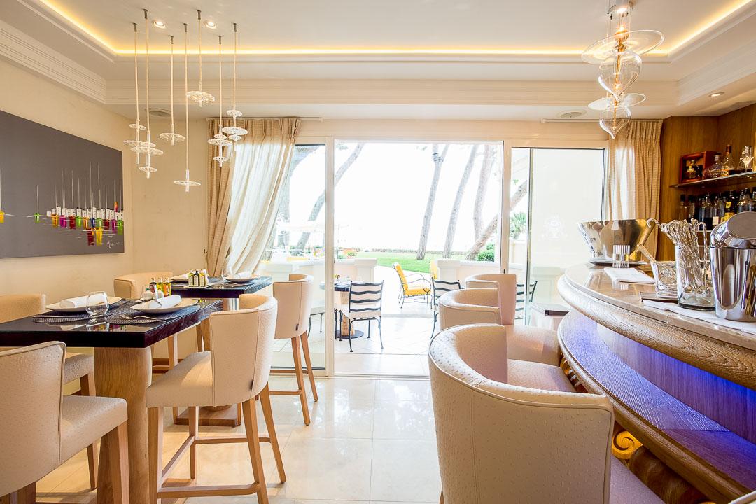 hotel résidence pinède saint-tropez bar