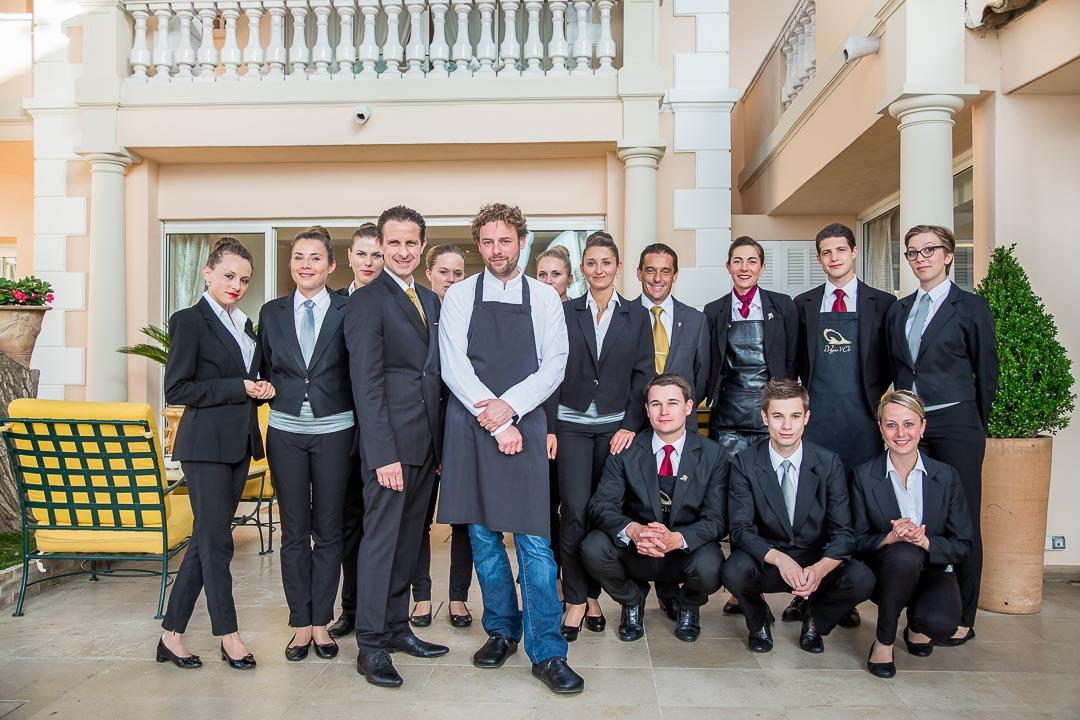 hotel résidence pinède saint-tropez team