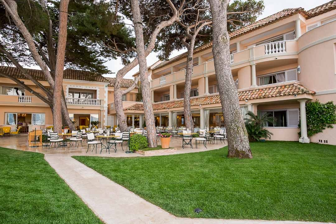 hotel_residence_pinede_saint-tropez_tuin