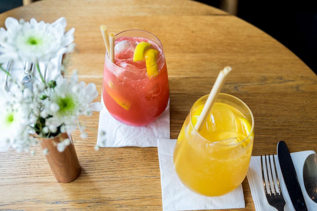 ZONA boedapest restaurant limonade