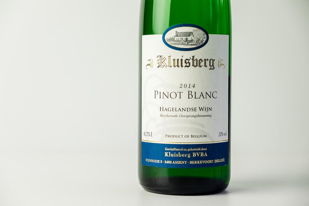 kluisberg pinot blanc wijn