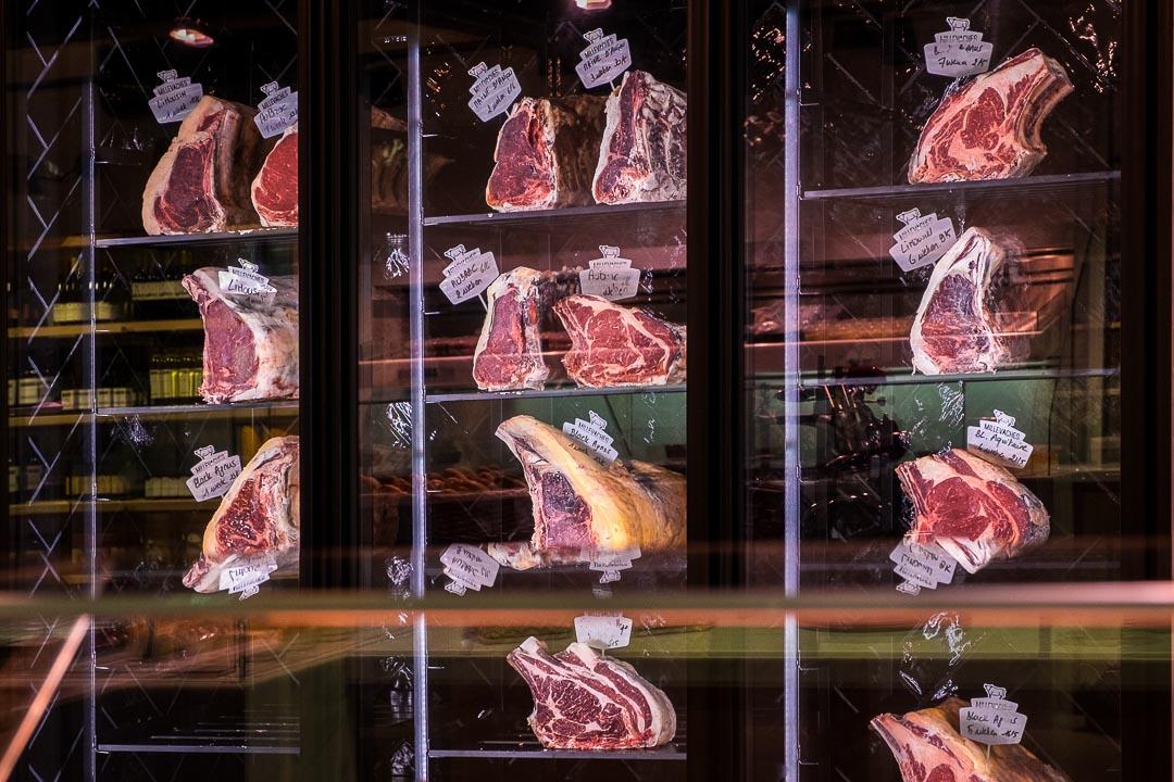 Millevaches Antwerpen winkel gerijpt vlees