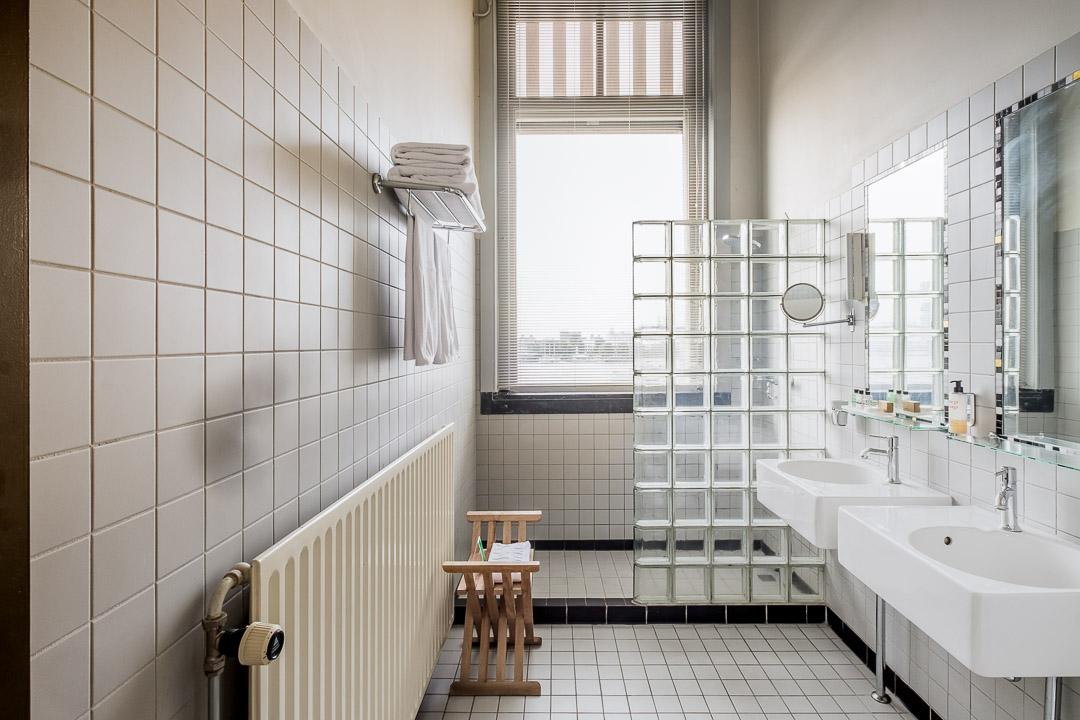 Hotel New York Rotterdam badkamer