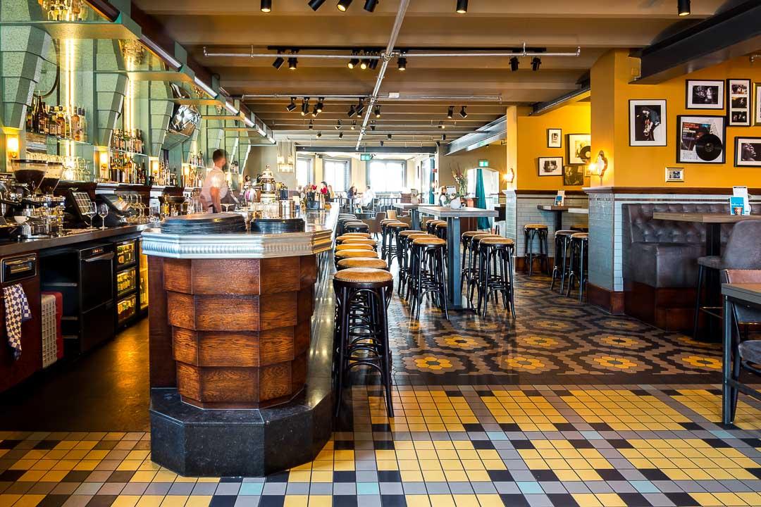 NY Basement Rotterdam bar