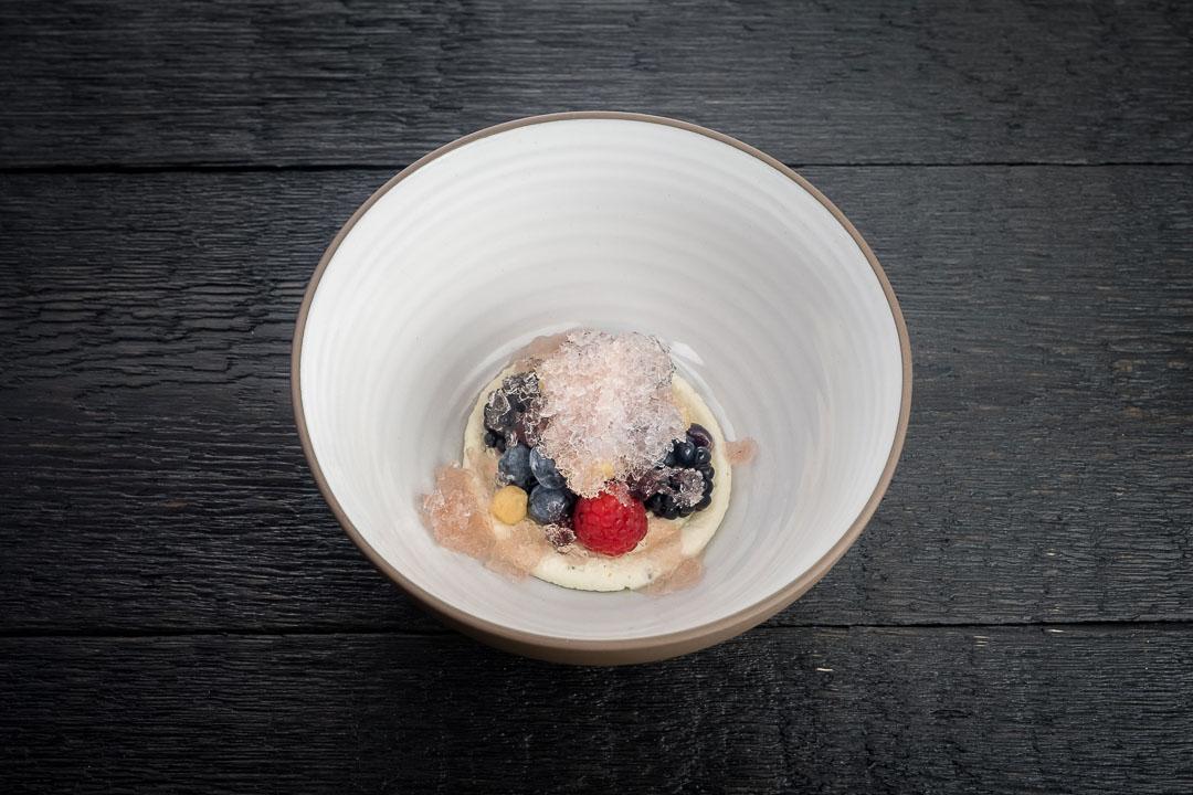 restaurant cochon de luxe gent dessert jen berries