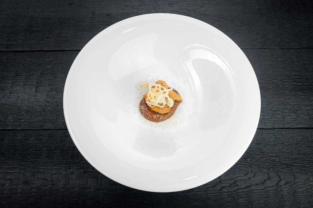 restaurant cochon de luxe gent chicken mcnuggets