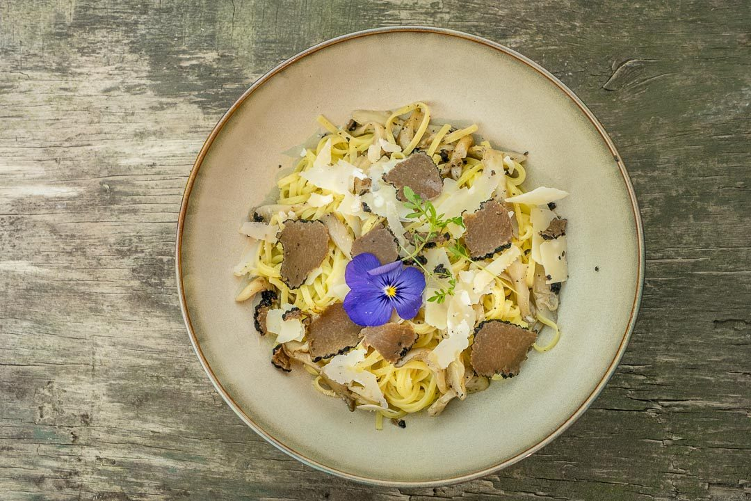 hungry for more home cooking pasta truffle