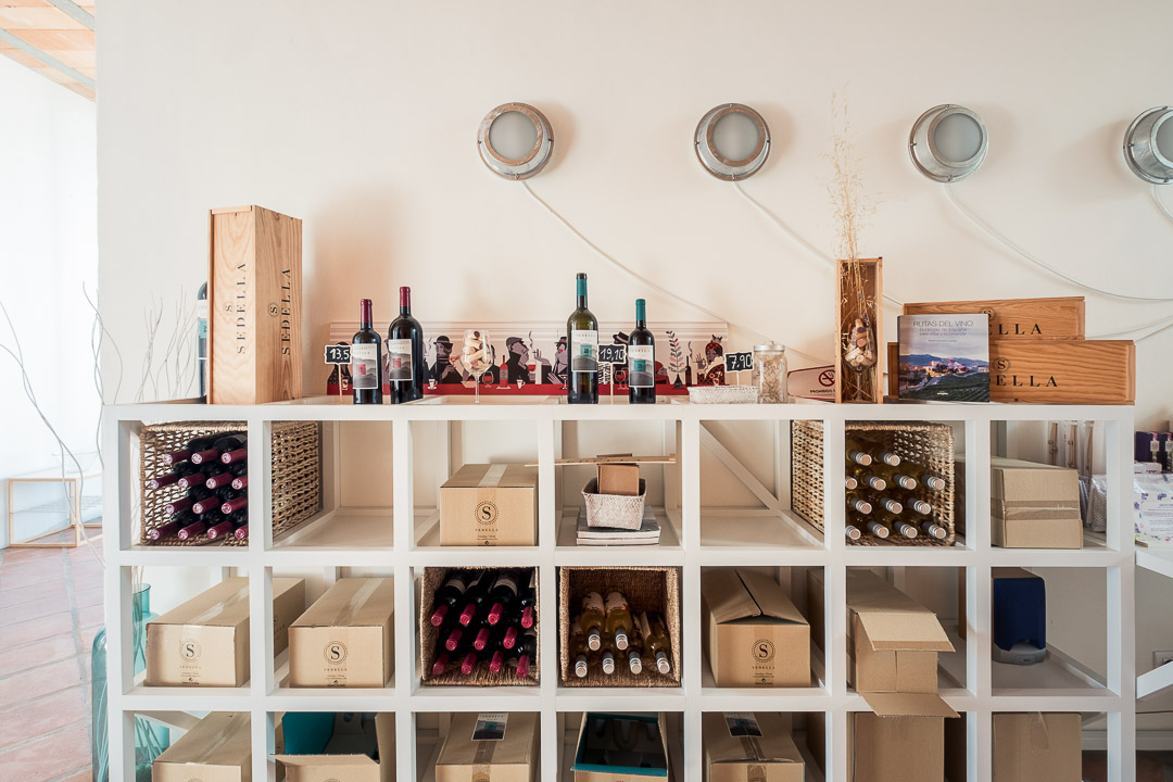 sedella wines andalucia interior