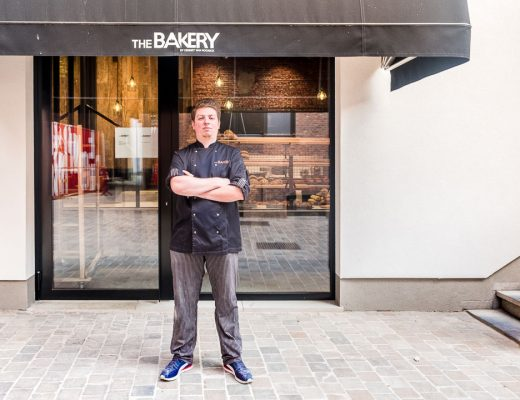 the bakery antwerp kenney van hoorick