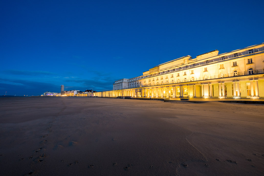 boulevard de champagne oostende Thermae Palace