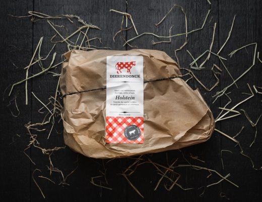 dierendonck pop-up verpakking holstein