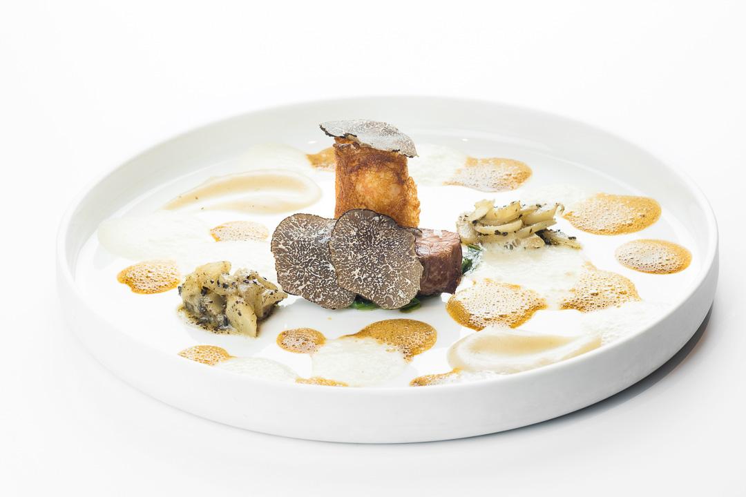 le clos des recollets kalfswang langoustine truffel