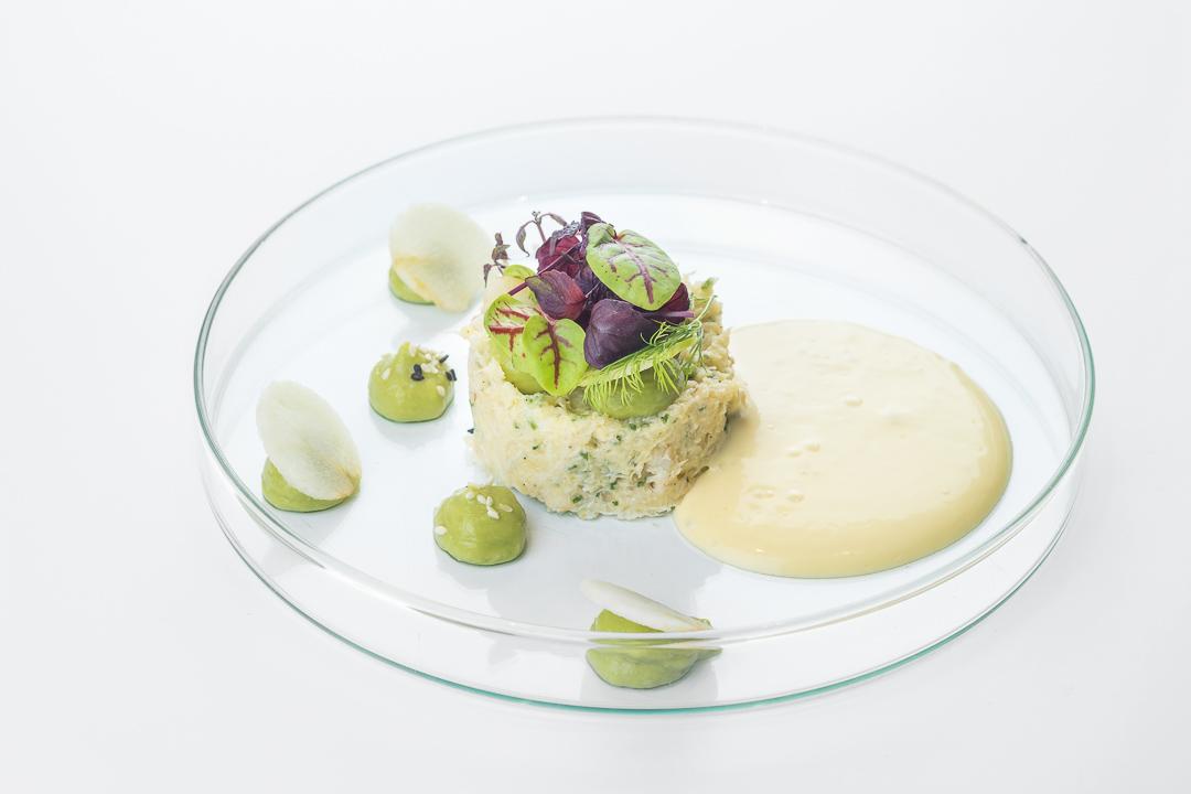 le clos des recollets krab avocado yuzu