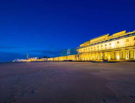 thermae palace hotel oostende strand
