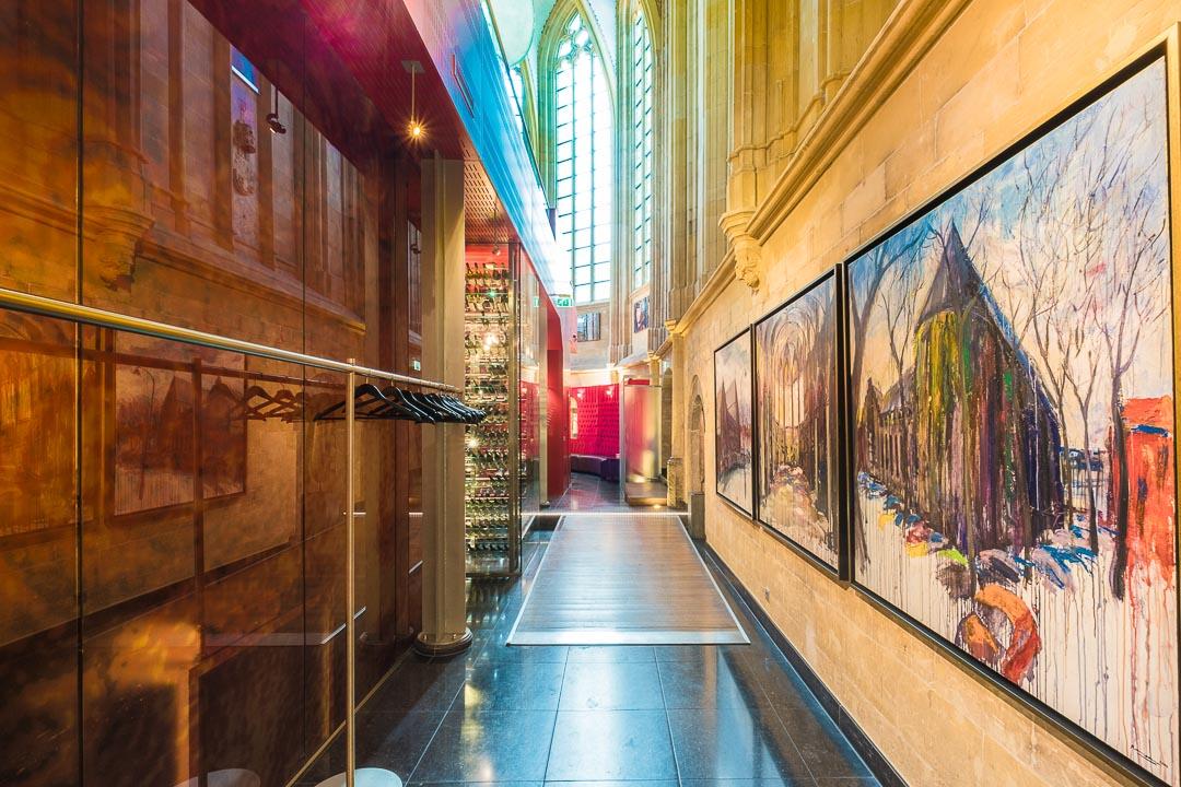 Kruisherenhotel Maastricht kunst