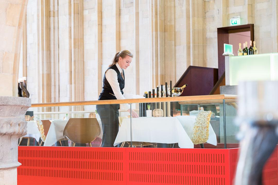 Kruisherenhotel Maastricht restaurant