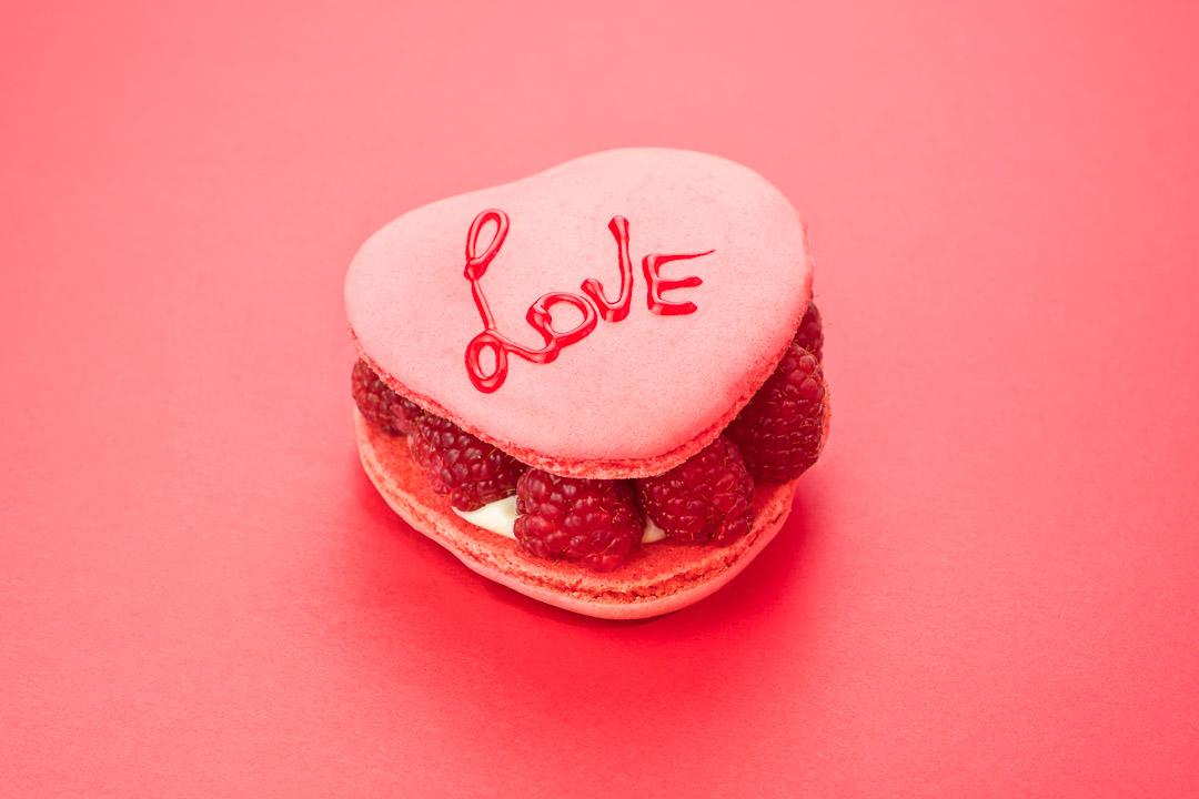 Dellafaille valentijn taart