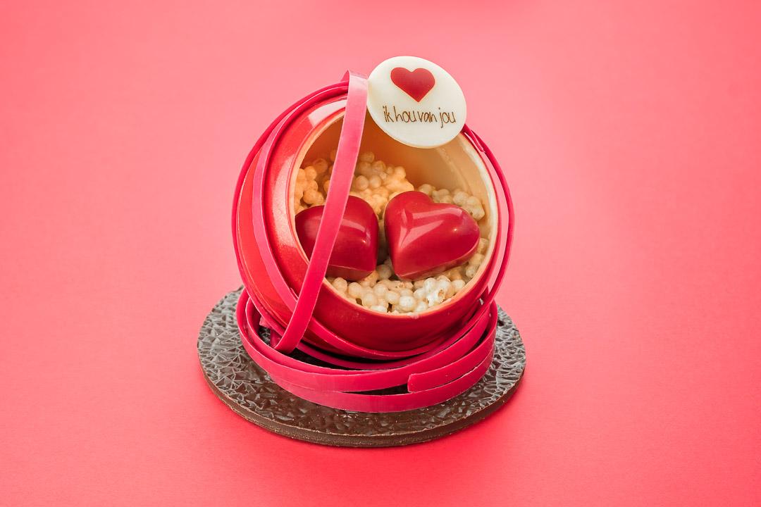 Delrey valentijn taart
