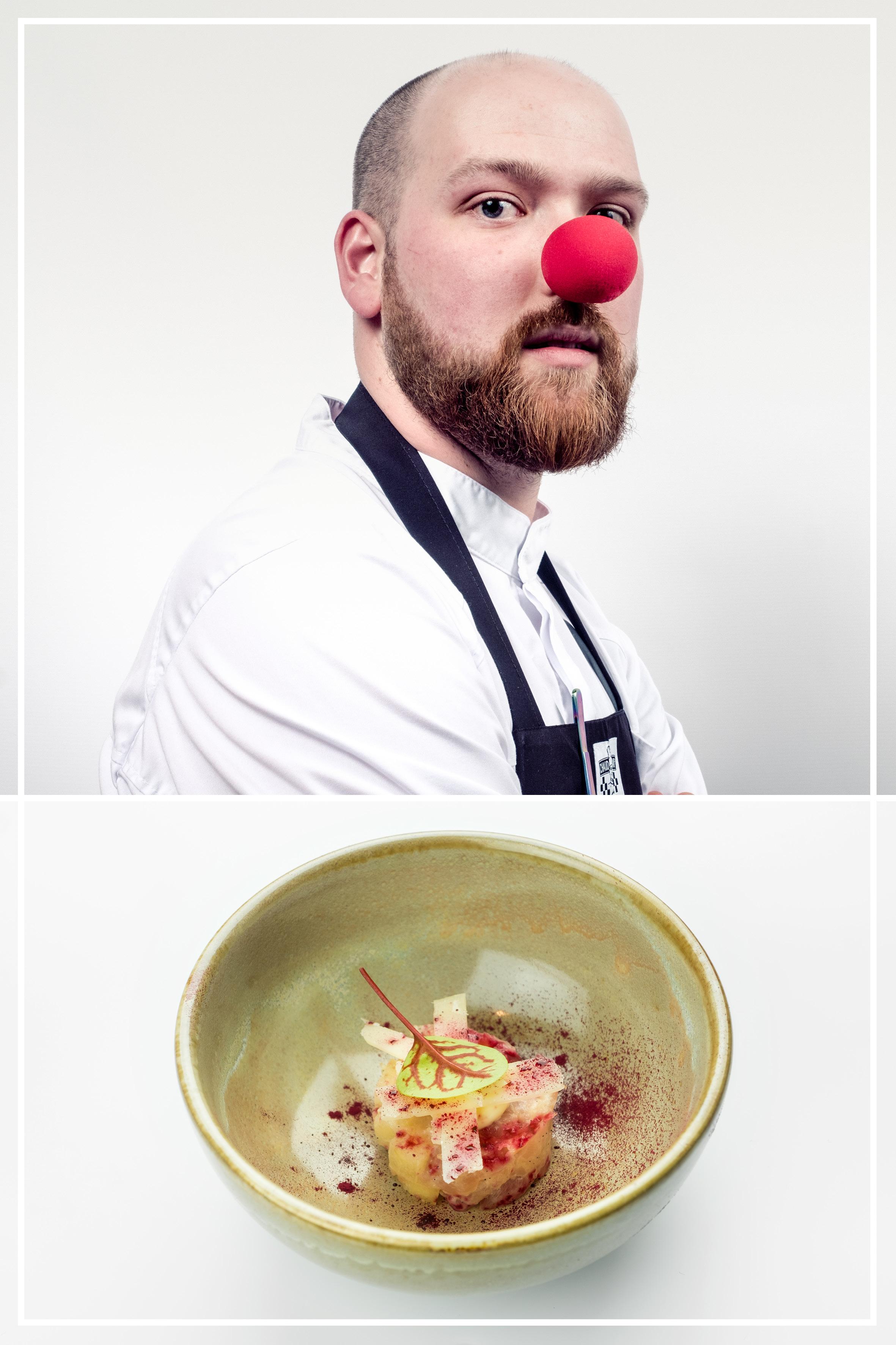 gunter paffendorf koken voor cliniclowns