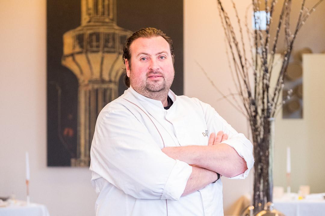 chef restaurant danny vanderhoven maasmechelen