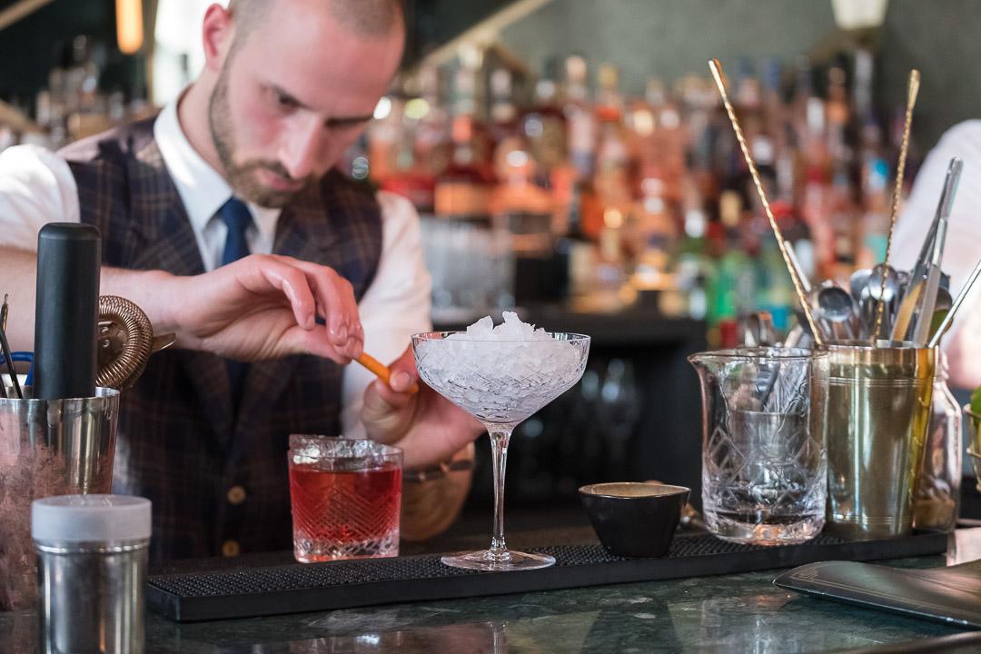 Forest Vermouth Bar Burbure