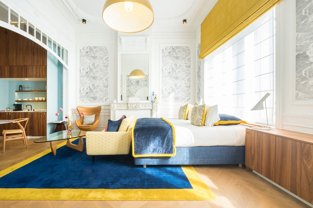 Raphael Suites Antwerpen