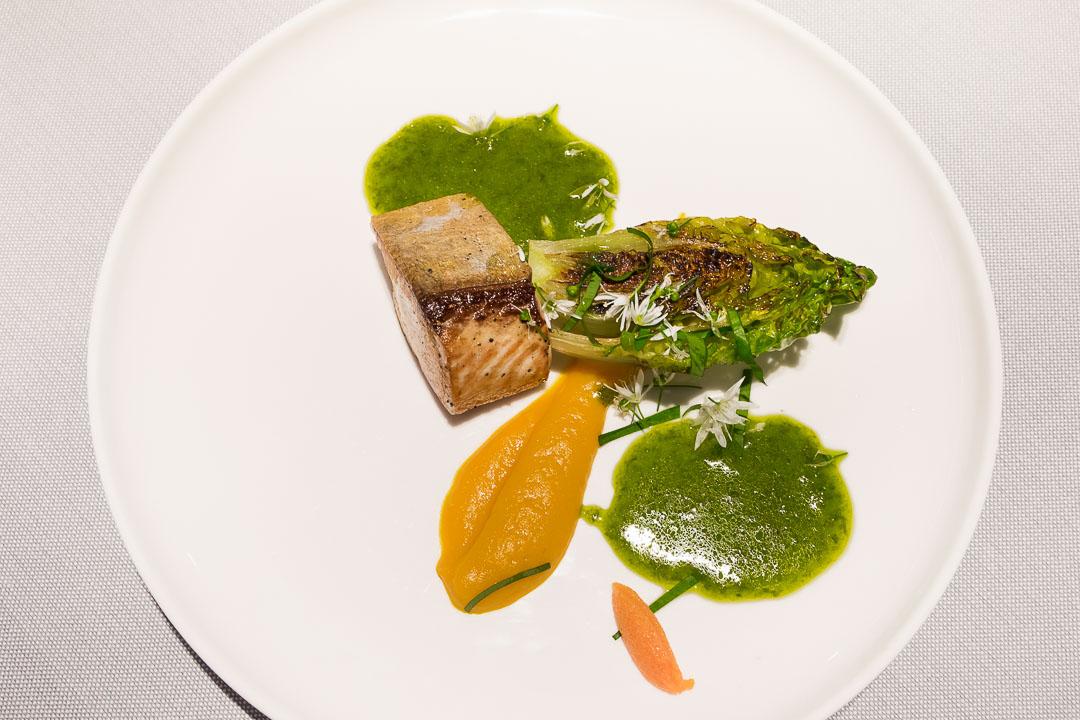gist antwerpen restaurant vis paprika sla