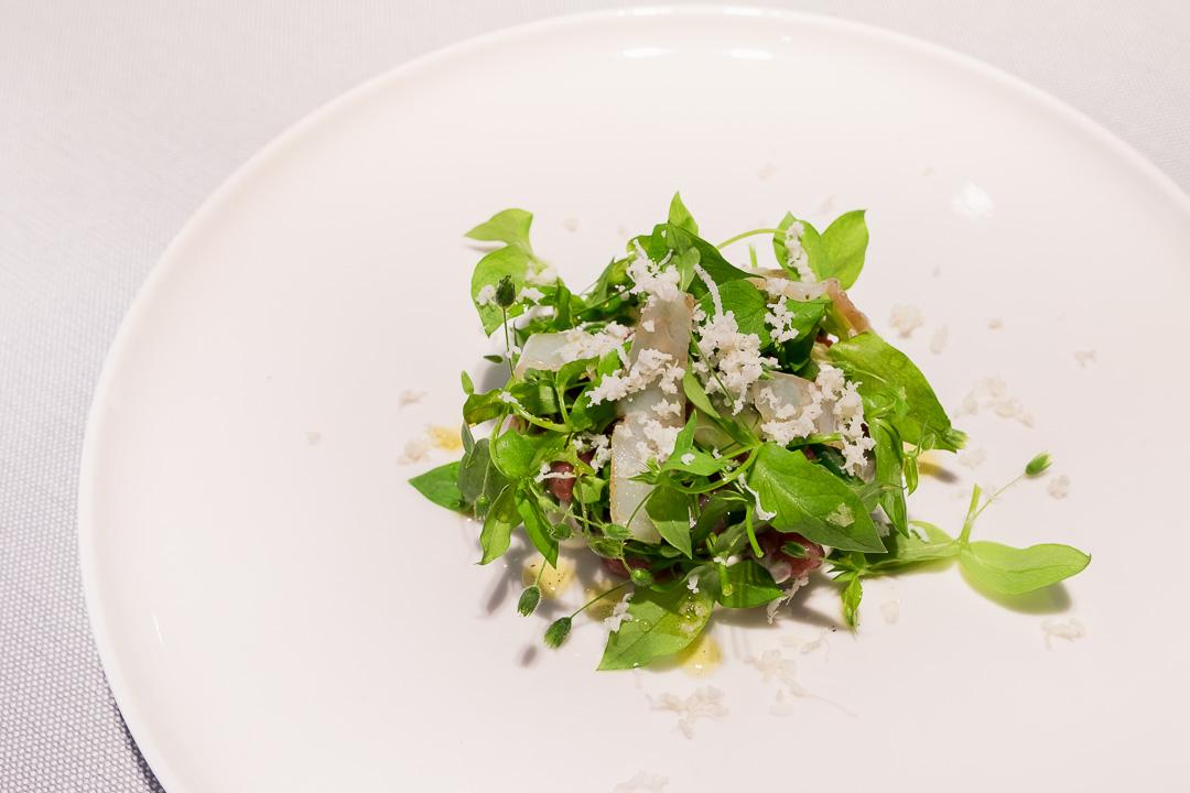 gist antwerpen restaurant eend mierikswortel zeekraal
