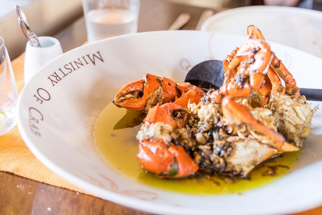 ministry crab restaurant colombo krab