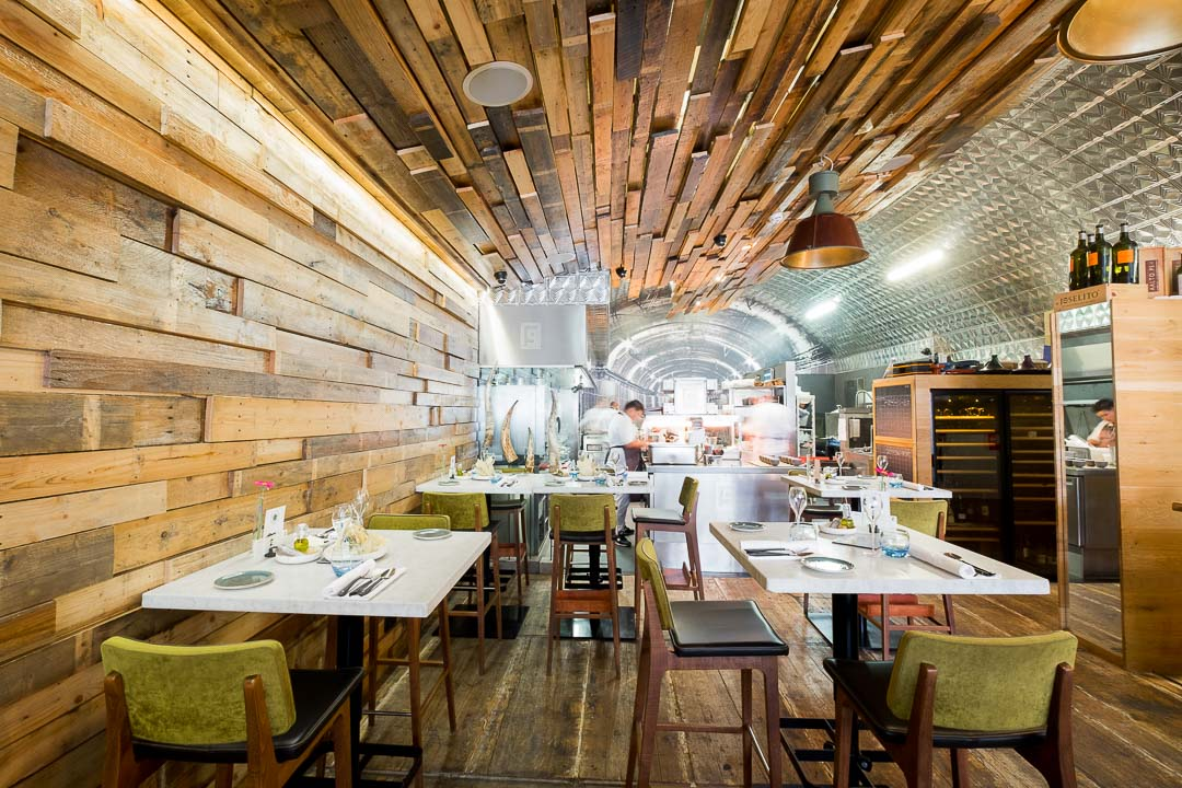 FG Food Labs Rotterdam interieur keuken