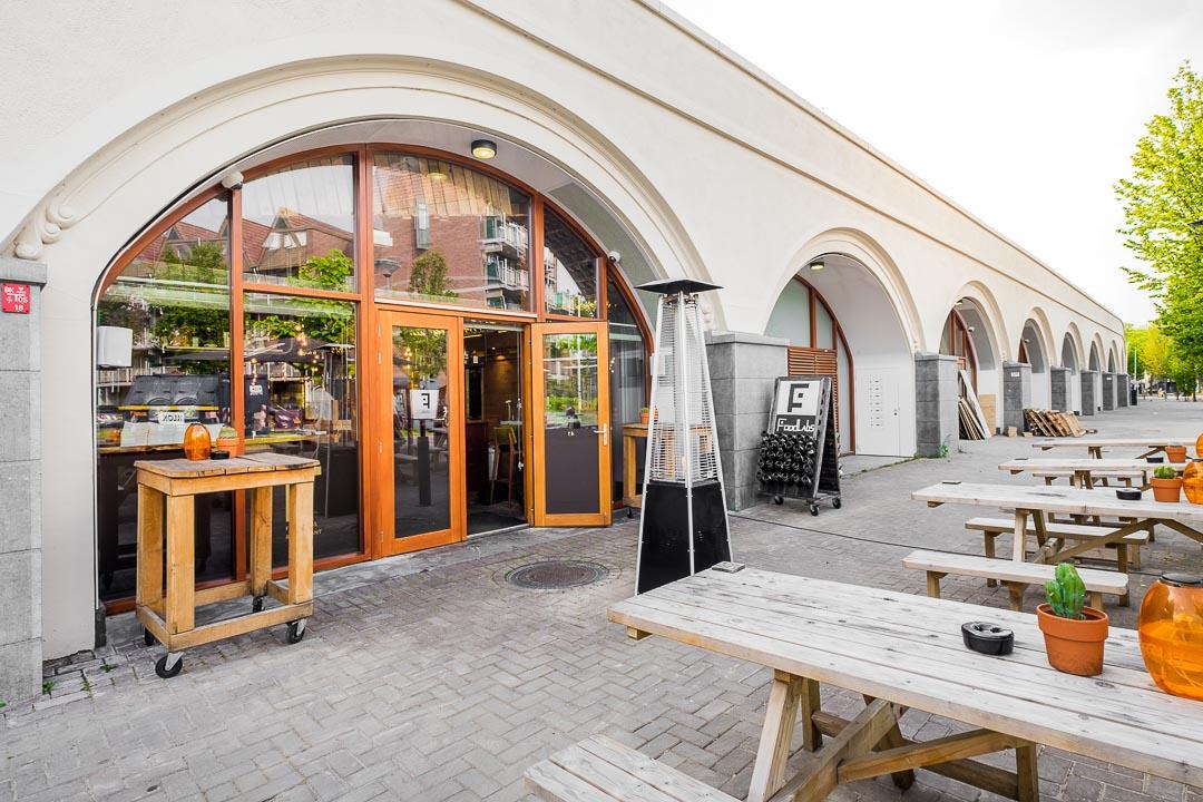 FG Food Labs Rotterdam locatie