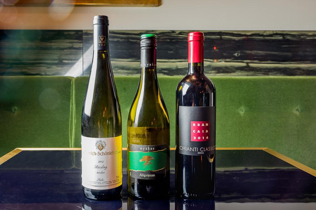 restaurant Damier Kortrijk wijn