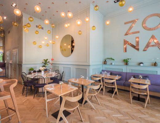 ZONA boedapest restaurant interieur