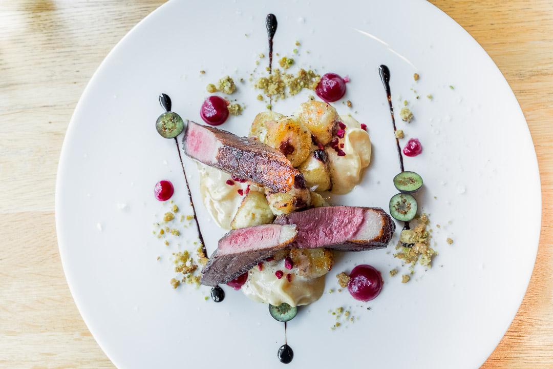ZONA boedapest restaurant eend knoedels