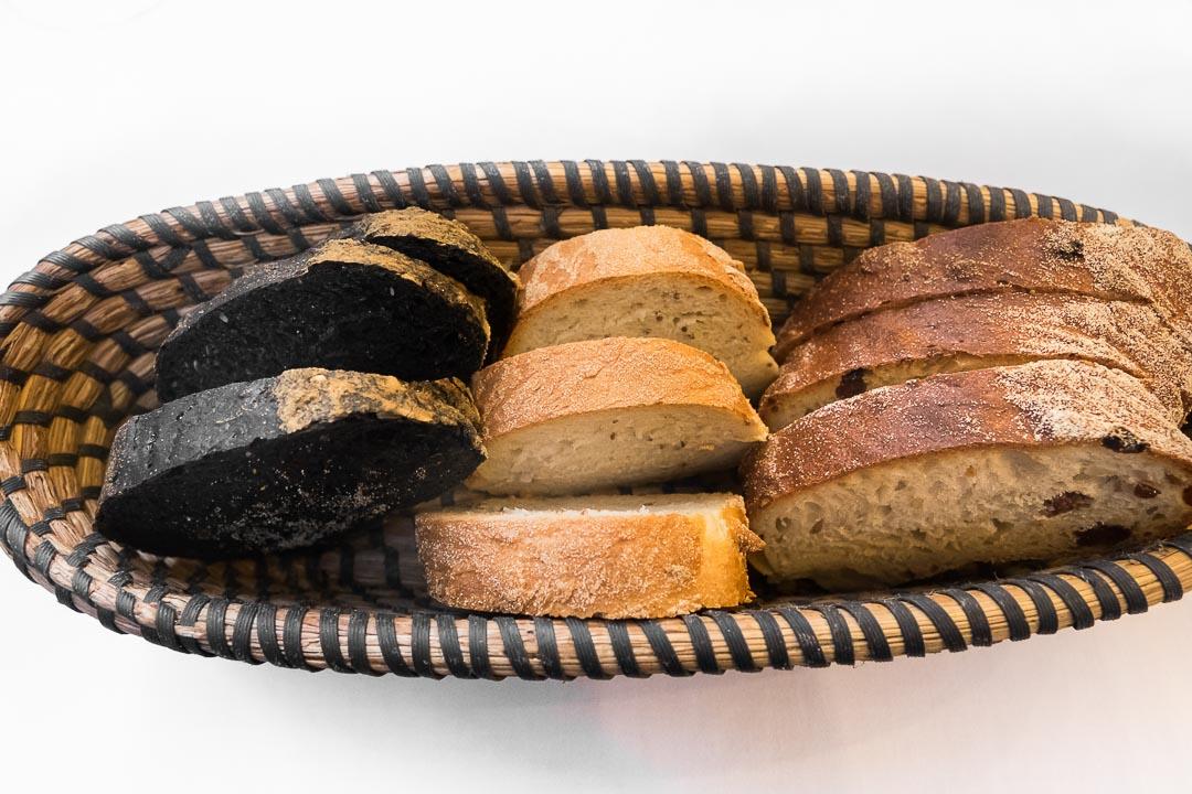 Borkonyha Boedapest restaurant brood