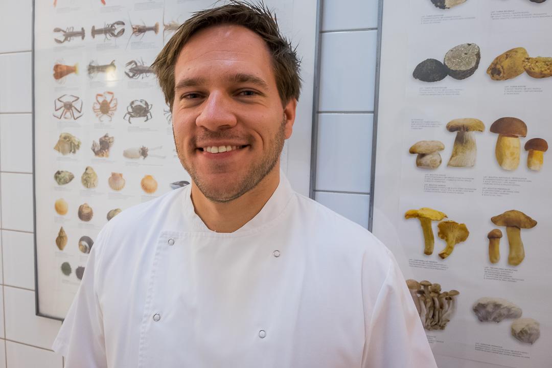Onyx Restaurant Boedapest chef Tamás Széll