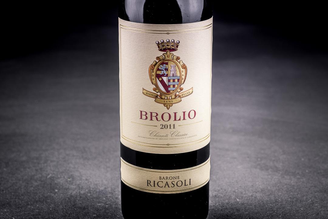 wijn brolio Chianti Classico