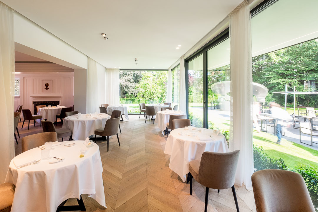 interieur boury restaurant roeselare