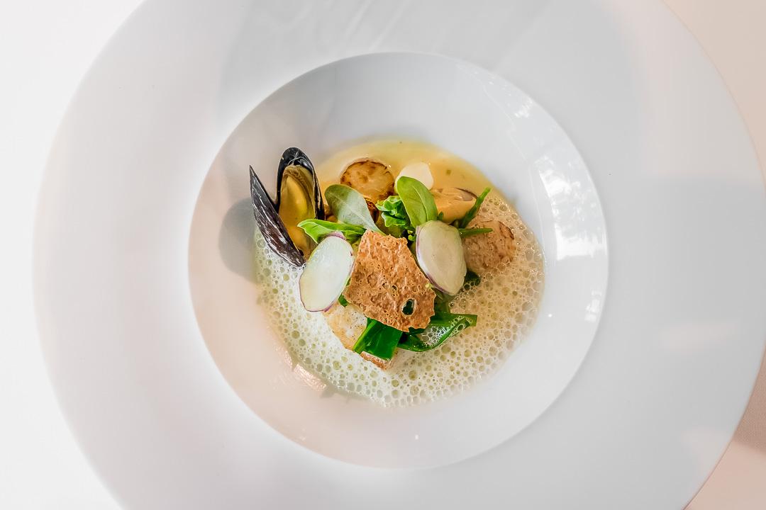 Noordzeeschol mossel boury restaurant roeselare
