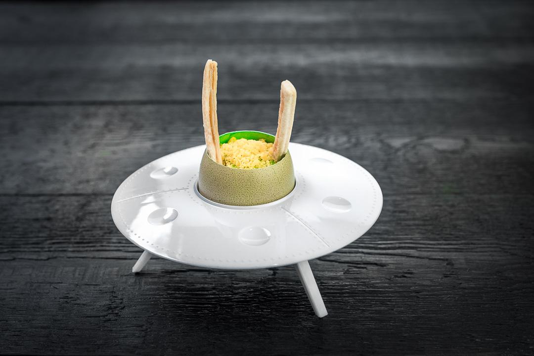 restaurant cochon de luxe gent amuse basilicum