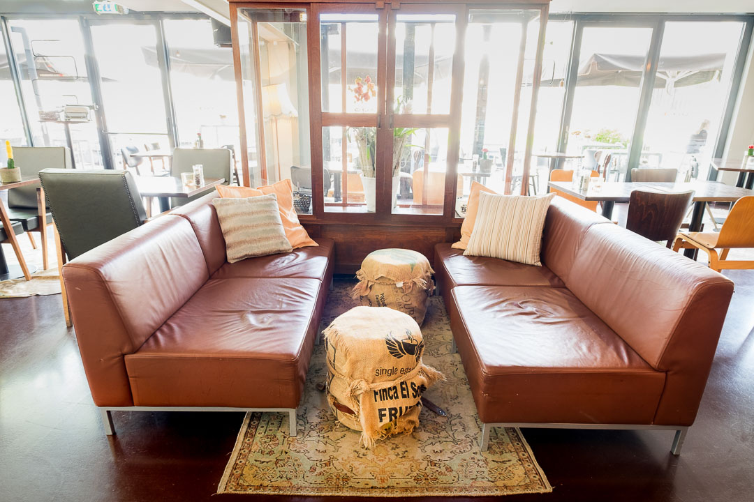 Stroom hotel rotterdam cafe