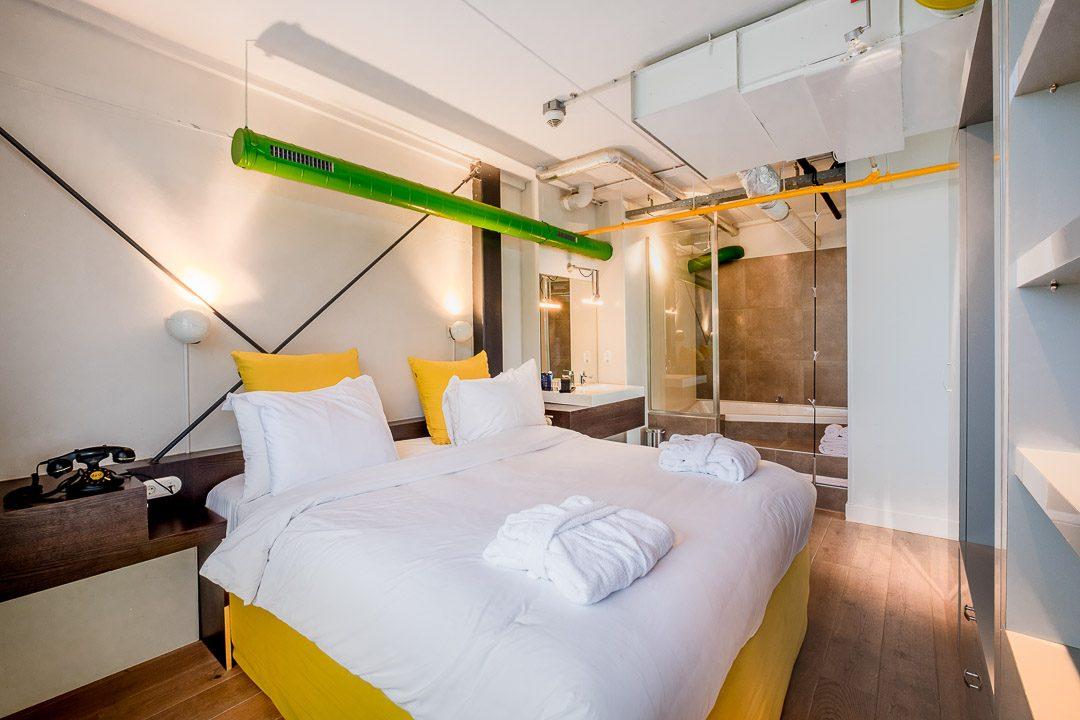 Stroom hotel rotterdam room