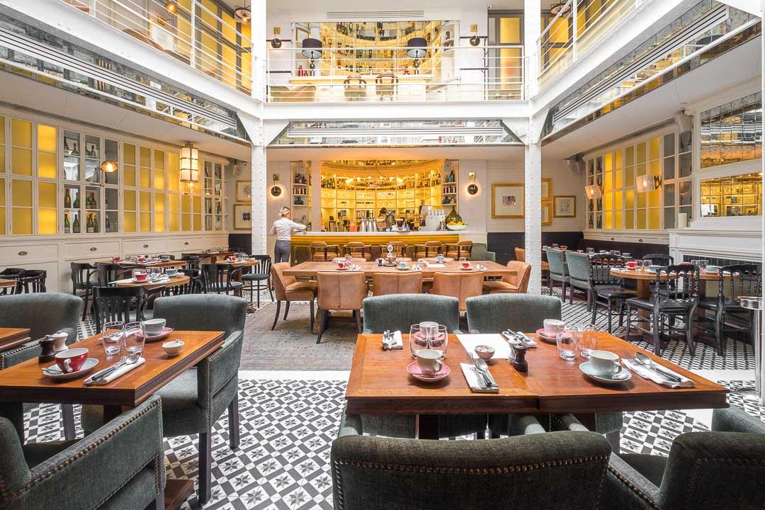 Les chouettes paris hungry for more - Restaurant les portes paris ...