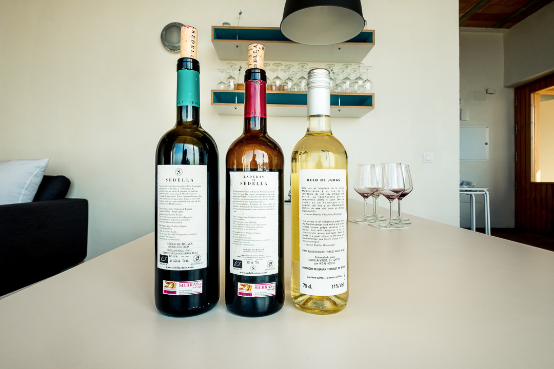 sedella wines andalucia red white wine
