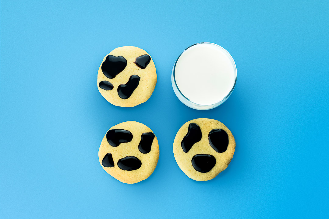 milk cookies recipe