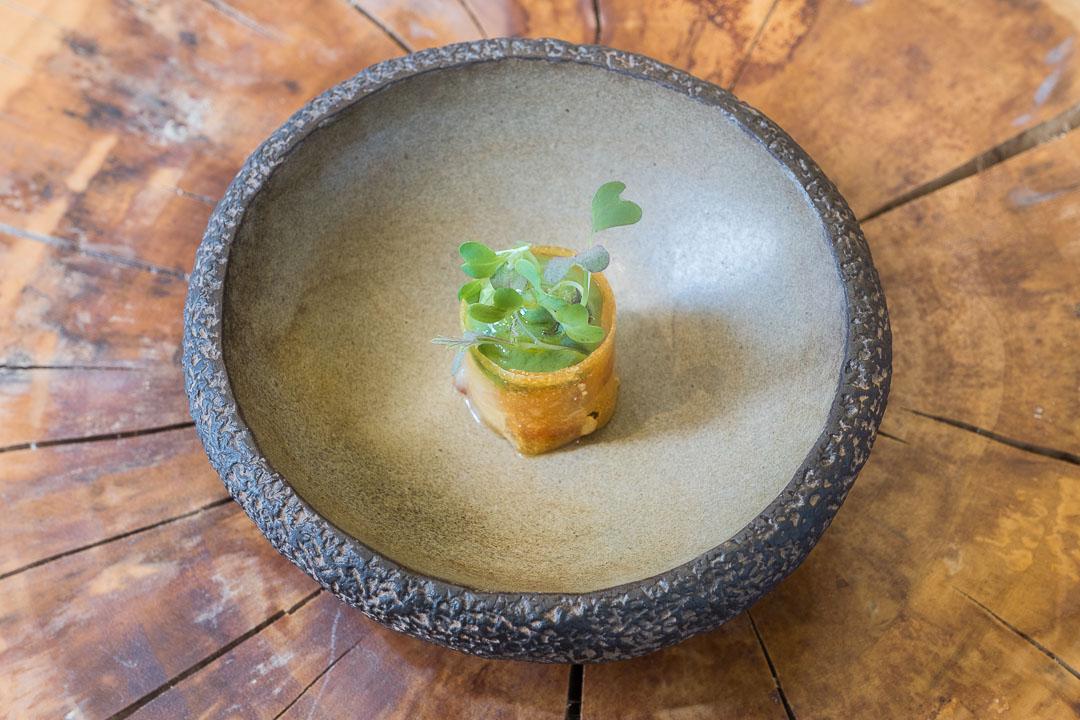 restaurant choco cordoba avocado crayfish