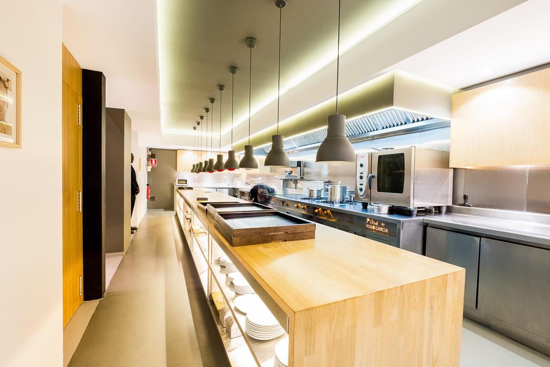 restaurant choco cordoba kitchen